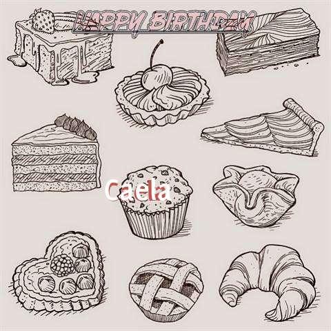 Happy Birthday to You Caela