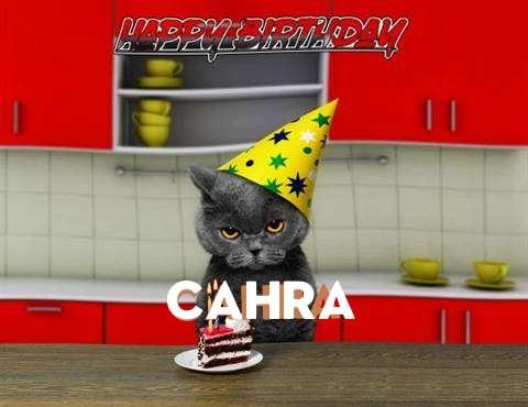 Happy Birthday Cahra