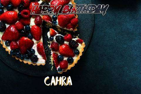 Cahra Birthday Celebration