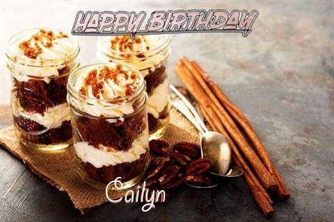 Cailyn Birthday Celebration
