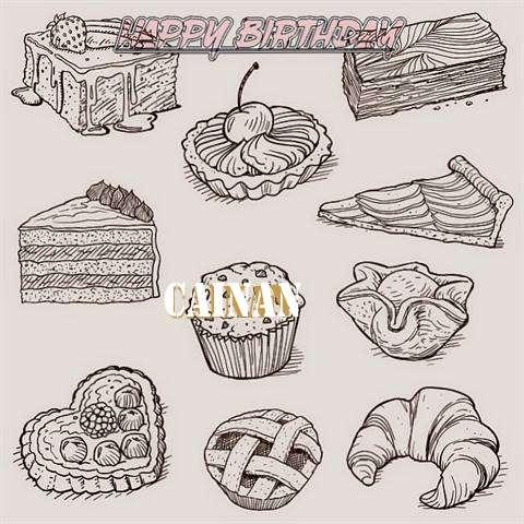 Happy Birthday to You Cainan