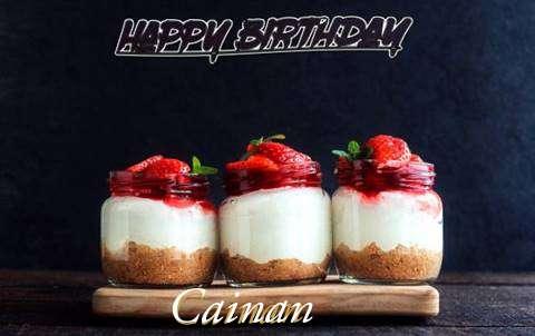 Wish Cainan