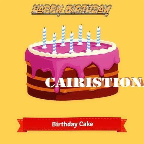 Wish Cairistiona