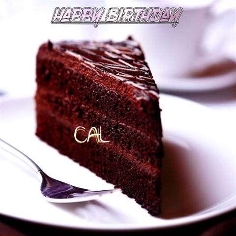 Happy Birthday Cal