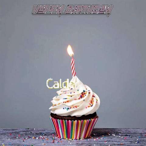 Happy Birthday to You Calder