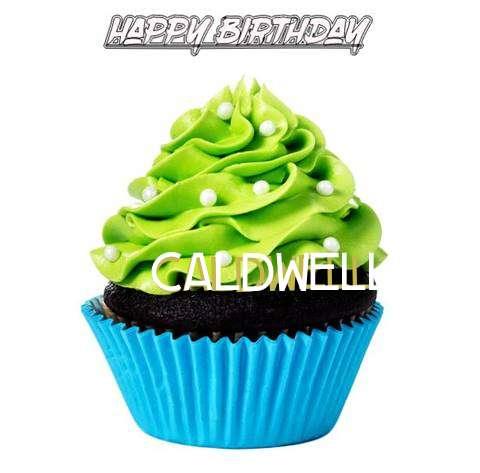 Happy Birthday Caldwell