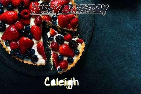 Caleigh Birthday Celebration