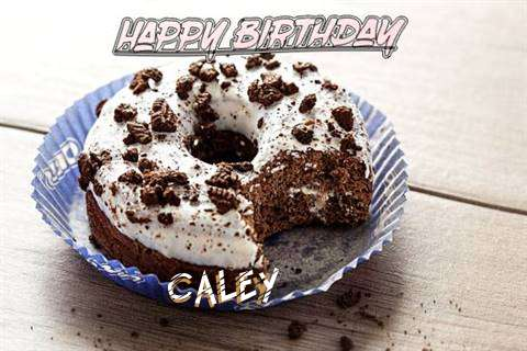 Happy Birthday Caley