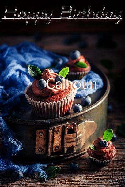 Happy Birthday Calhoun