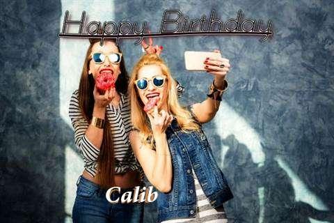Happy Birthday to You Calib