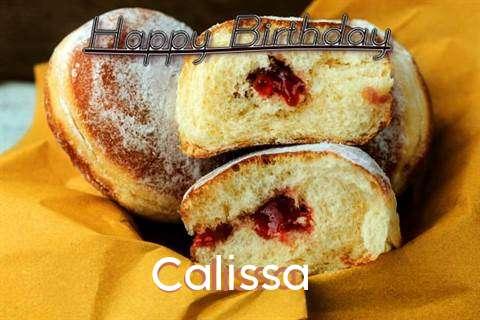 Happy Birthday Cake for Calissa