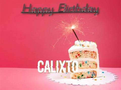 Wish Calixto
