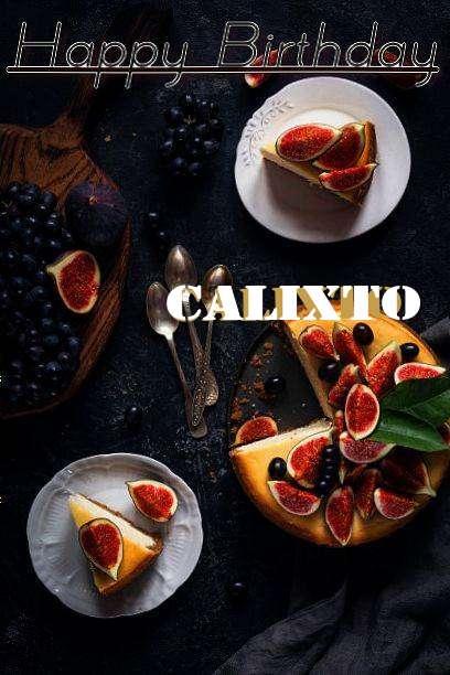 Calixto Cakes