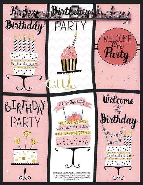 Happy Birthday to You Calla