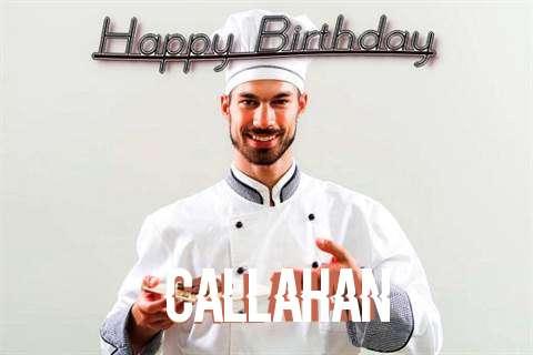 Callahan Birthday Celebration