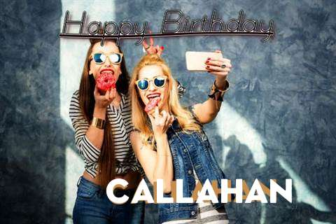 Happy Birthday to You Callahan
