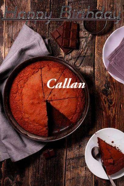 Wish Callan