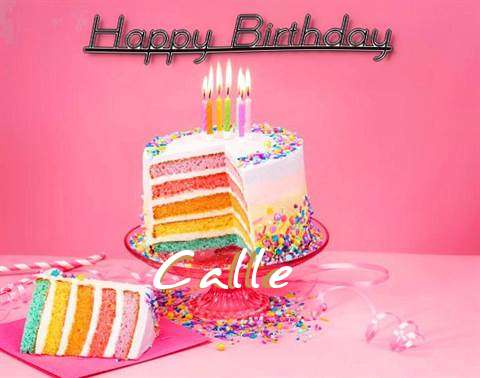 Calle Birthday Celebration