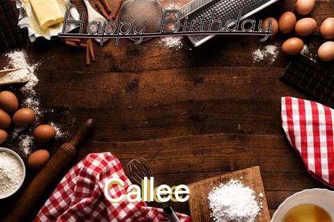 Callee Birthday Celebration