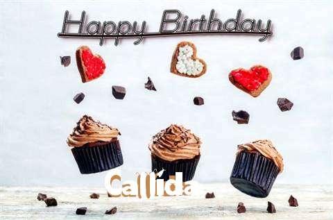 Callida Birthday Celebration