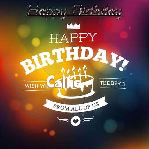 Callie Birthday Celebration