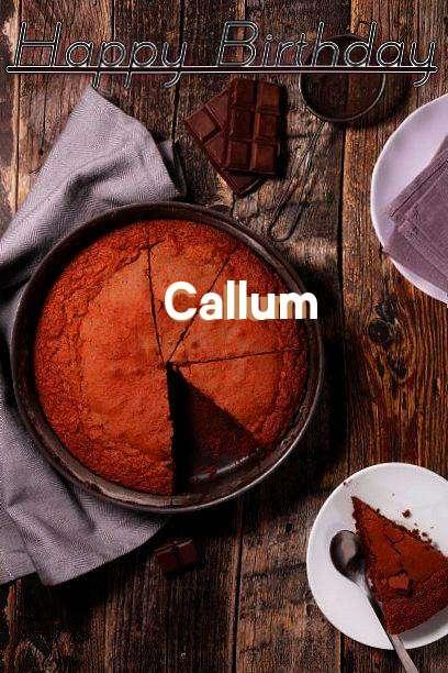 Wish Callum