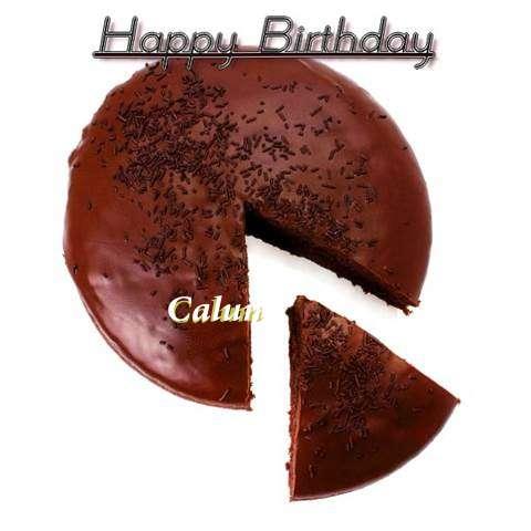 Calum Birthday Celebration