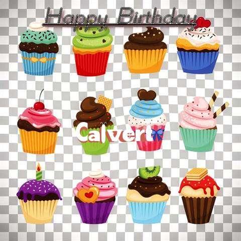 Happy Birthday Wishes for Calvert