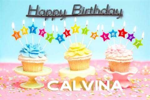 Happy Birthday Calvina