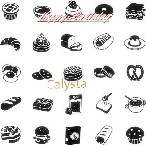 Calysta Birthday Celebration