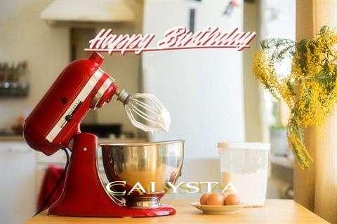 Happy Birthday to You Calysta