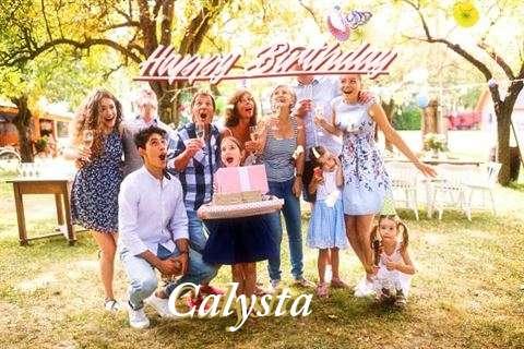 Happy Birthday Cake for Calysta