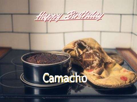 Camacho Cakes