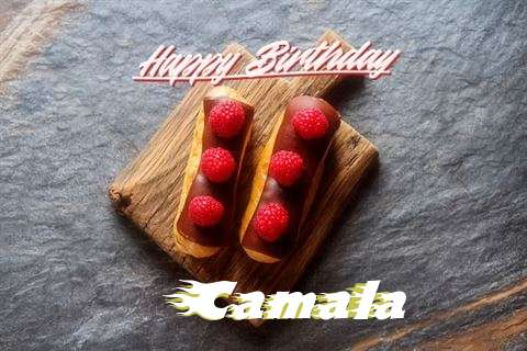 Happy Birthday to You Camala
