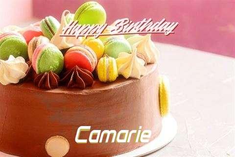 Happy Birthday Cake for Camarie