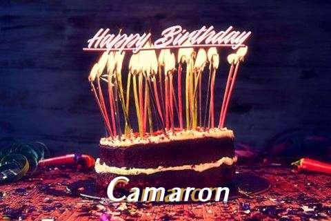Happy Birthday to You Camaron