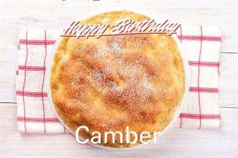 Camber Birthday Celebration