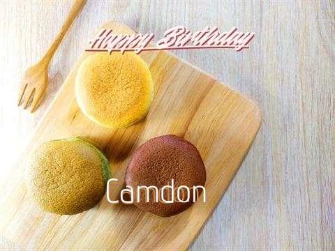 Happy Birthday Camdon
