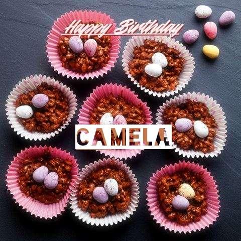 Happy Birthday Camela