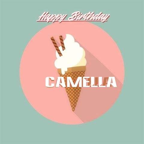 Happy Birthday Camella