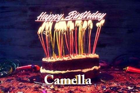Happy Birthday to You Camella