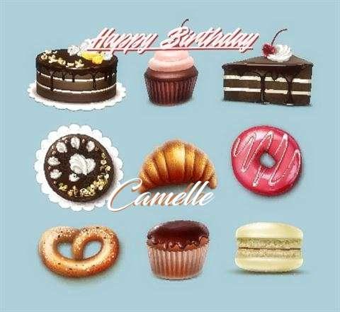 Happy Birthday Camelle
