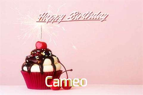 Cameo Birthday Celebration