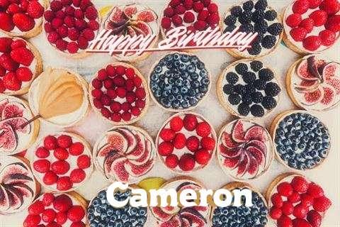 Cameron Cakes