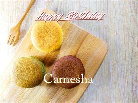 Happy Birthday Camesha