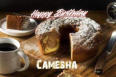 Happy Birthday to You Camesha