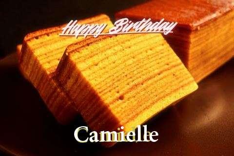 Camielle Birthday Celebration