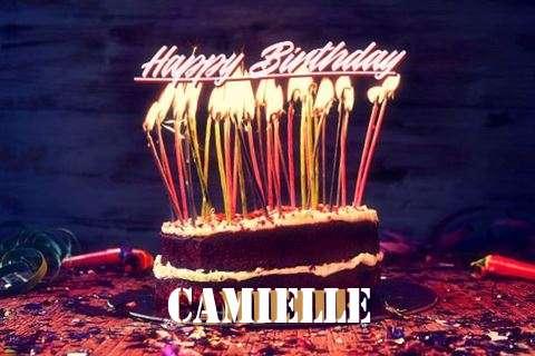 Happy Birthday to You Camielle