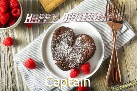 Happy Birthday to You Captain