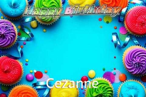 Cezanne Cakes